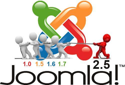 Joomla 25