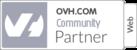 OVH community partner, le réseau de partenaires compte des milliers d'experts qui allient proximité, connaissance du terrain et expertise technique.