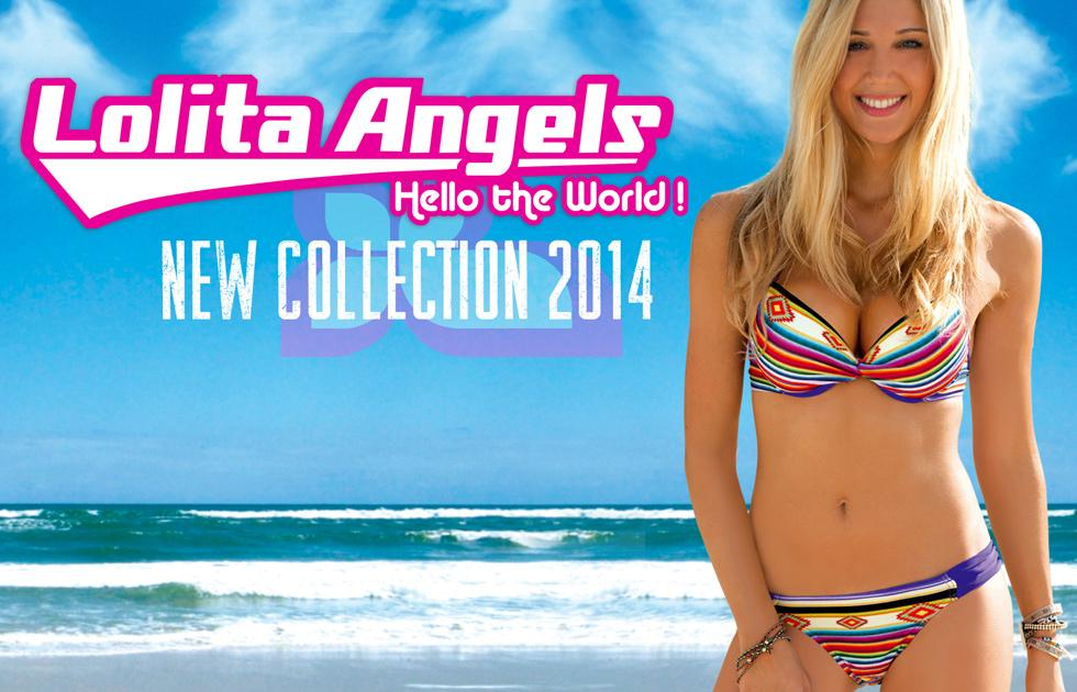 Maillots de bains femmes Lolita Angels
